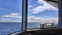 On the Ferry (2016) (mahler9) Tags: lgg4 june 2016 jaym water clouds capecod