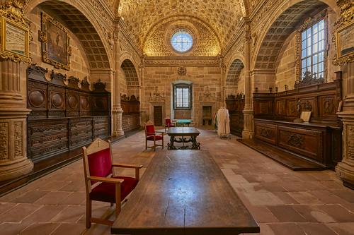 Sacristía Mayor - Catedral de Santa María de Sigüenza