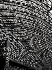 Railway Station (VauGio) Tags: portasusa susarailwaystation torino turin piemont piemonte stazione ferroviaria station leica p10 huawei
