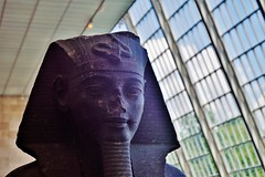 Metropolitan Museum of Arts - Egyptian art 2 (luco*) Tags: usa united states america étatsunis damérique met metropolitan egypte egyptian art museum arts statue sculpture