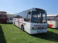 2018 Llandudno Transport Festival. (Iveco 59-12) Tags: 2018 llandudno transport festival daz3294 leylandtiger plaxtonparamount nationalexpress