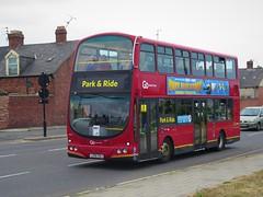 Go North East 6907 (LX06EBJ) - 13-07-18 (02) (peter_b2008) Tags: goaheadgroup gonortheast goaheadlondon londoncentral volvo b7tl wright eclipsegemini wvl258 6907 lx06ebj sunderland buses coaches transport buspictures