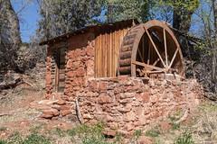 Old Mill in Sedona, Arizona (Jersey Camera) Tags: arizona roadscholar roadscholartrip sedona mill oldmill