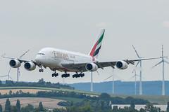 A388_EK127 (DXB-VIE)_A6-EUE_1 (VIE-Spotter) Tags: vienna vie airport airplane flugzeug flughafen planespotting wien