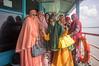on the ferry boat (kuuan) Tags: indonesia voigtländerheliarf4515mm manualfocus mf voigtländer15mm aspherical f4515mm superwideheliar apsc sonynex5n surabaya ferry madura women hijab passengers java