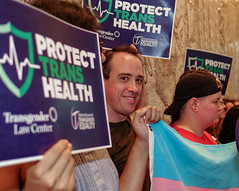 2018.07.17 #ProtectTransHealth Rally, Washington, DC USA 04778
