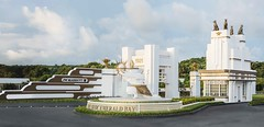 Lamarck University_Main Entrance