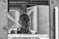 """I do all my own shunts.."" (*Steve*) Tags: science nrm 09017 rail group shunt diesel britishrailways national shunter smg museum driver nrmphotography railway 060 class09 marshalling rides"