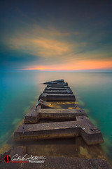 Atwater Pastels (andrewslaterphoto) Tags: andrewslaterphotography atwaterbeach discoverwisconsin greatlakes lakemichgan longexposure nature outdoors pastel sunrise travelwisconsin water waves milwaukee wisconsin unitedstates us canon mkemycity mke