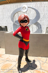 Mrs. Incredible