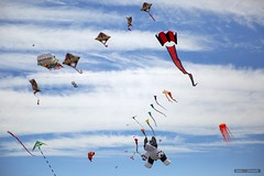 Richmond Kite Festival (Clayton Perry Photoworks) Tags: richmond steveston vancouver bc canada summer explorebc explorecanada garrypointpark kitefestival kites