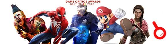 E32018遊戲大獎獲獎名單揭曉《生化2》奪魁