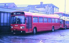 Slide 118-56 (Steve Guess) Tags: guildford surrey england gb uk alder valley south leyland national gpt94n