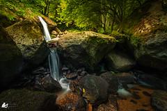 Cascade de Say (Ben Mouleyre Photographie) Tags: auvergne auvergnerhônealpes puydedôme massifcentral cascade poselongue longexposure waterfall ruisseau eau forêt rocher nisifilter nisi canon nature zen