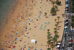 Playa De Las Teresitas, Санта-Круз, Тенеріфе, Канарські острови  InterNetri  780