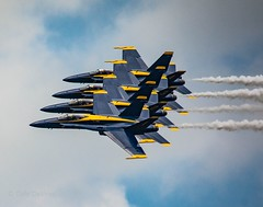 Precision flying! (Dr. Farnsworth) Tags: air show blue angels formation tight precision flying traversecity cherryfestival summer june2018