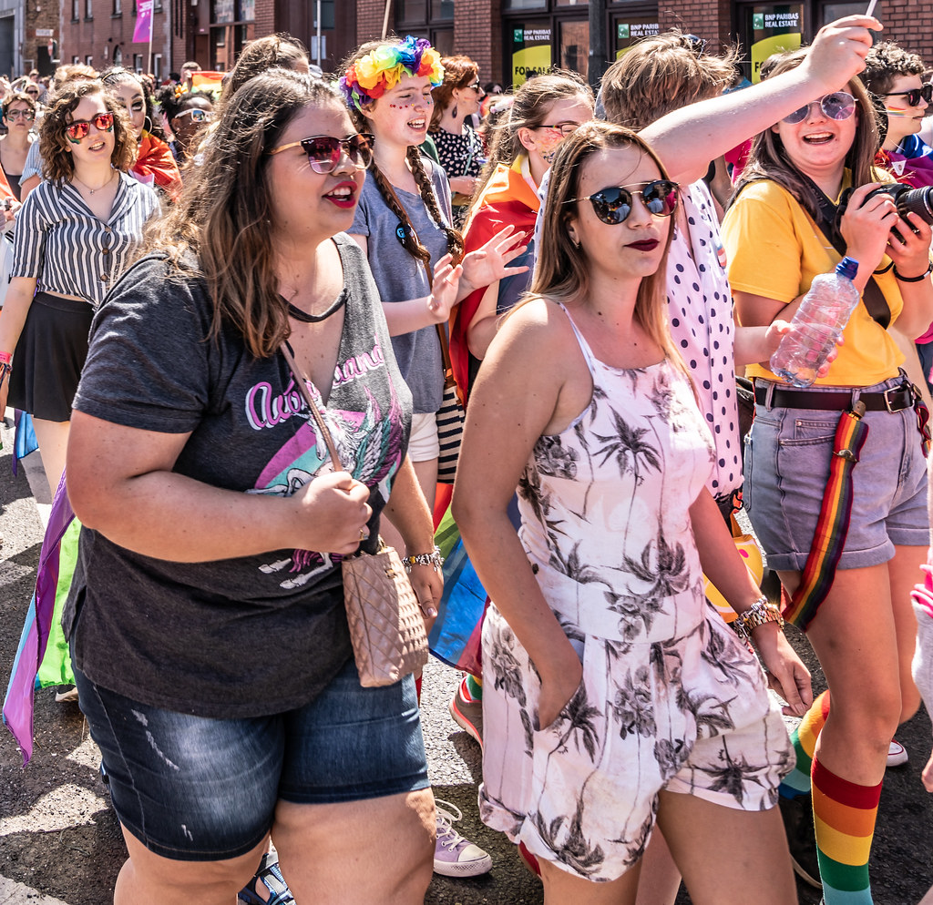 ABOUT SIXTY THOUSAND TOOK PART IN THE DUBLIN LGBTI+ PARADE TODAY[ SATURDAY 30 JUNE 2018]-141737
