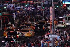 Times Square, New York City (alex_7719) Tags: timessquare newyork newyorkcity manhattan night people cars nyc ньюйорк манхэттен сша usa