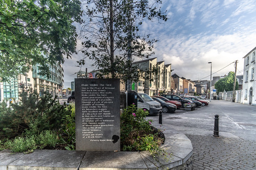 Magdalen Laundry Sculpture In Galway [Final Journey By Artist Mike Wilkins]-142207