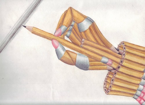 Pencil by di.moseley, on Flickr