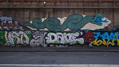 IMGP5507 The snake (Claudio e Lucia Images around the world) Tags: via plezzo lambrate milano murale murales graffito graffiti street streetart muro wall ferrovia railway pentax pentaxk3ii sigma sigma1020 pentaxart sigmaart city urban lotta the snake