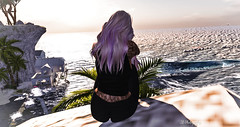 another day gone (Jesiboo) Tags: baja secondlife evening sunset