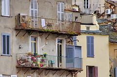 655 - Bastia sur le Vieux Port (paspog) Tags: bastia corse corsica vieuxport mai may 2018 france façades fassaden facades