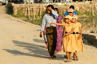 Mandalay Birmanie /Myanmar_1264