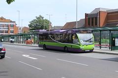146-01 (Ian R. Simpson) Tags: yk08epc optare versa nottinghamcitytransport nottingham bus 308 ipswichbuses ipswich 146