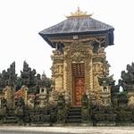 Temple Entrance, Bangli, Bali thumbnail