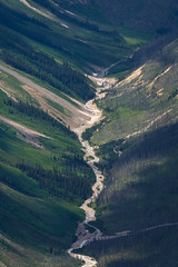 Lightning Strike (Darren Umbsaar) Tags: mountains mountain mount chipper peak kootenay canada bc canadian rockies summit hike water river creek snow forest