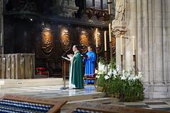 Service at Notre-Dame de Paris (jdf_92) Tags: france cathedral church paris notredamedeparis