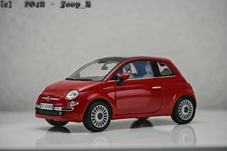 Fiat 500 Stack