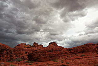 Red Hills Storm