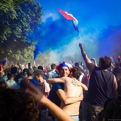4ème but pour la France (Erminig Gwenn) Tags: 5616 coupedumonde france victoire champions worldcup soccer nantes foot match