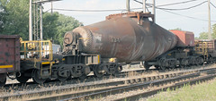 INLX 134 (chrisibbotson) Tags: bottle cars bottlecar norfolksouthern b3t railroad ns doltonil railfan usa chrisibbotson