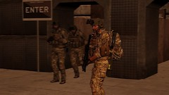Answer the Call (7th Cavalry Combat Camera) Tags: orders base formation form up kit check gaming arma 3 milsim 7cav 7th cavalry regiment us army ranger special operations forces rush