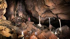 Frozen deep (Dave Watts Photography) Tags: frozendeep cave pothole mendip somerset caving davewatts wessex priddy chedder flowstone stalagtite stalagmite calsite rocks stone underground adventure