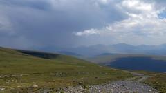 Here comes a storm / Nadciąga burza. (poprostuflaga) Tags: gruzja georgia sakartwelo nature reserve lesser caucasus mały kaukaz
