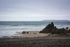 Marloes Sands (Alexander Jones - Documentary Photography) Tags: documentary landscape seascape photography nikon d3000 st brides bay marloes sands pembrokeshire west wales storm waves