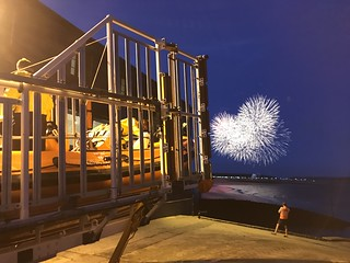 Atlantic 85 and Fireworks