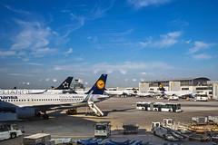 Flughafen - Frankfurt (KL57Foto) Tags: 2018 juli july kl57foto omdem1 olympus sommer summer frankfurt hessen germany flughafen airport