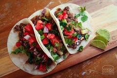 Homemade Pineapple Poblano Tacos (sheryip) Tags: homemade food foodporn sher yip taco tacos morgantown hello fresh
