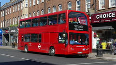 Finchley Central Lancs (londonbusexplorer) Tags: sullivan buses volvo b7tl east lancs myllennium vyking elv8 vle43 po54ooe 626 dame alice owens school finchley central tfl london