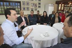 Reunião com Movimento Social da Região Metropolitana de Curitiba
