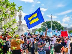2018.06.26 Muslim Ban Decision Day, Supreme Court, Washington, DC USA 04063