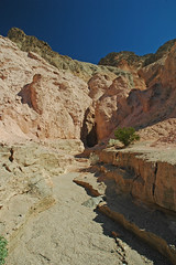 Slot Canyon along Artists Drive (Stan Celestian) Tags: deathvalley artistsdrive