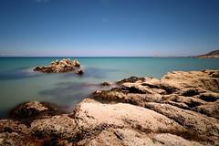 Ciel bleu  sur  St Briac  ... (Eric DOLLET - Ici et ailleurs) Tags: ericdollet bretagne poselongue stbriac