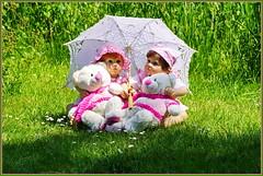 Bebé und Nannett ... es wird ein sonniger Tag ... (Kindergartenkinder 2018) Tags: kindergartenkinder bebé nannett