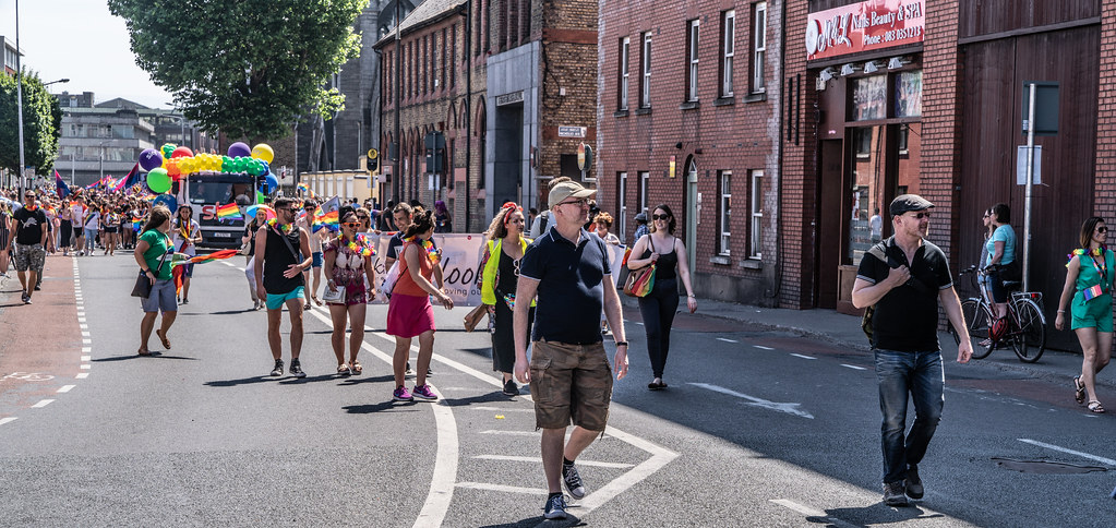 ABOUT SIXTY THOUSAND TOOK PART IN THE DUBLIN LGBTI+ PARADE TODAY[ SATURDAY 30 JUNE 2018]-141765